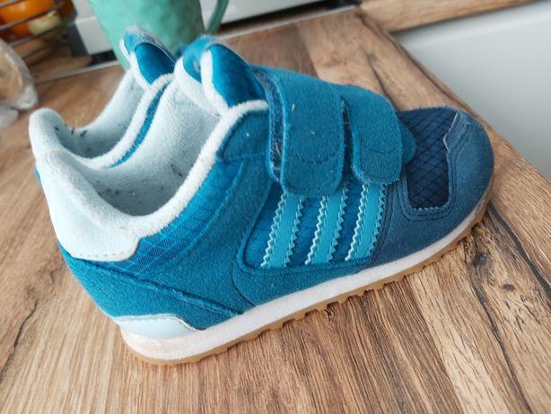 Adidaski niebieskie