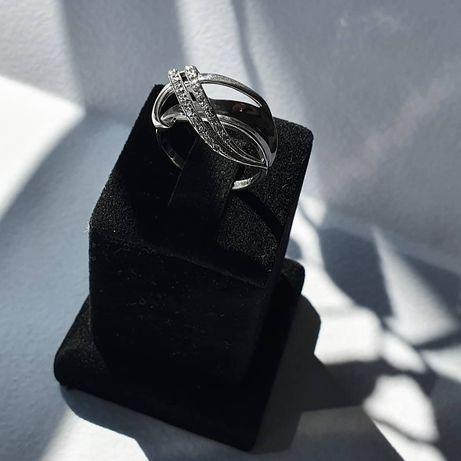 Серьги/кольцо серебряное 925 пробы/сережки перстень срібний