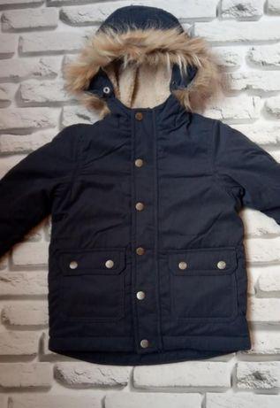 Куртка демісезонна, парка для хлопчика