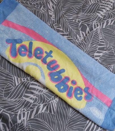 Ręcznik plażowy, teletubbies