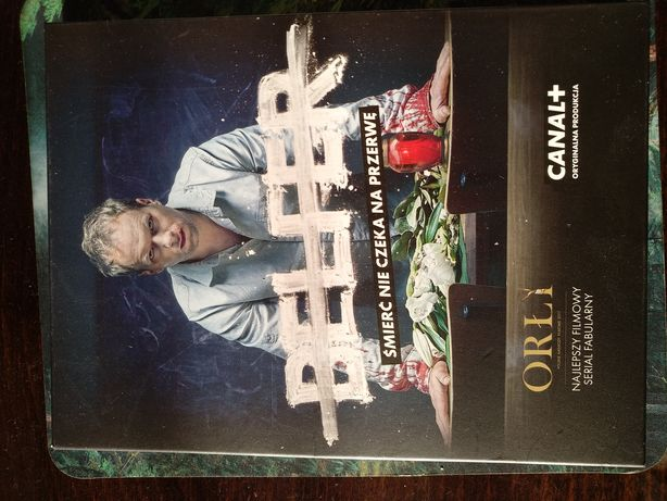 Belfer sezon pierwszy na płytach DVD