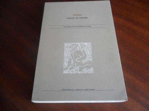 """""""POEMAS"""" 1945 a 1965 de Eugénio de Andrade"""