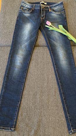 Spodnie jeansy lantis