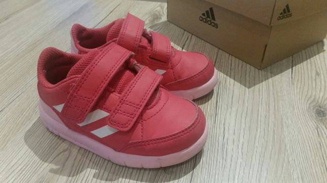 Adidasy adidas 22 czerwone