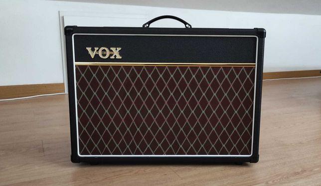 Vox AC15 COMO NOVO ! (footswitch+suporte+capa protetora)