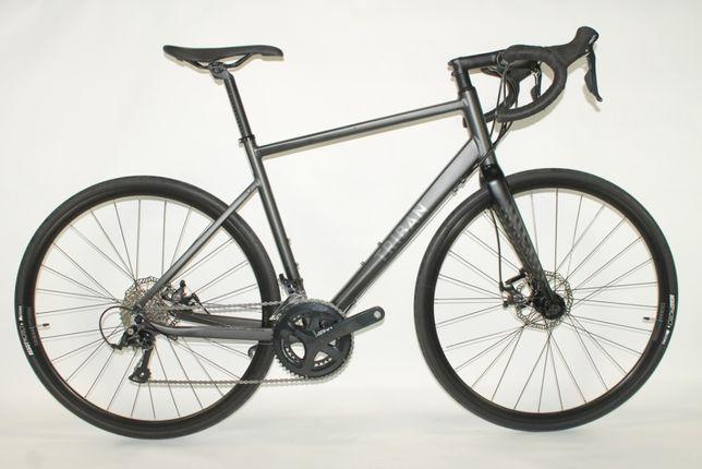 Gravel/Endurance кроссовый велосипед Btwin Triban RC 500 Disc