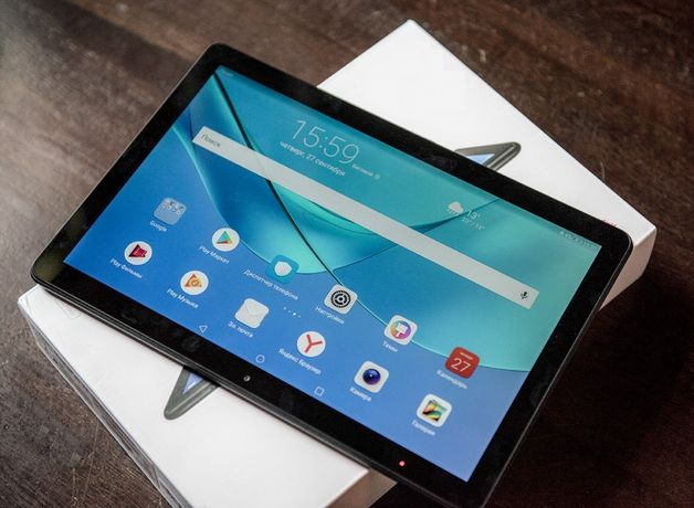 "Samsung Galaxy планшет-телефон 10"" дюймів 2SIM, Самсунг GPS"