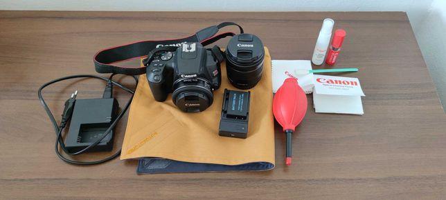 Фотоаппарат Canon EOS 250D BK 18-55 IS