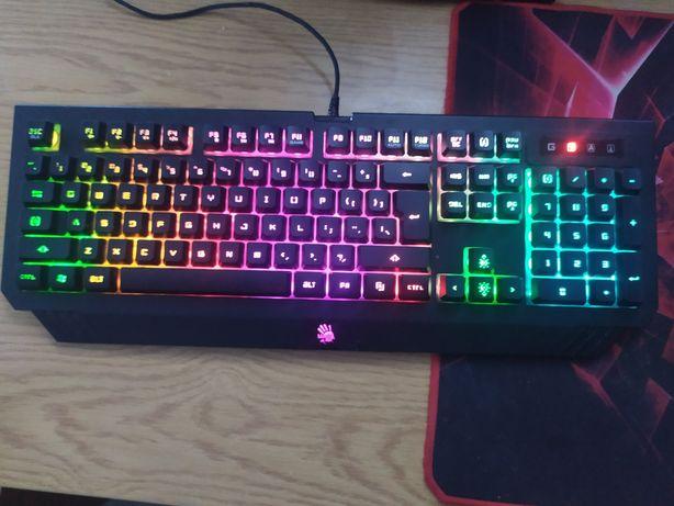 Игровая клавиатура bloody b120N