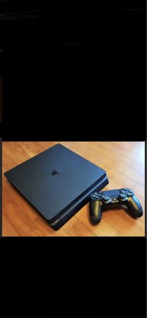 Ps4 PlayStation 4 slim 500g + 2 джостик