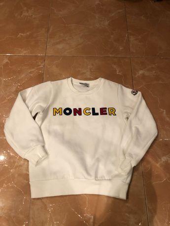 Кофта moncler 128см