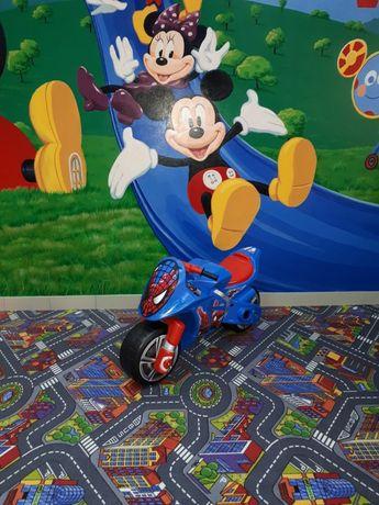 Мотоцикл spider man injusa
