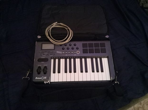 M audio axiom 25