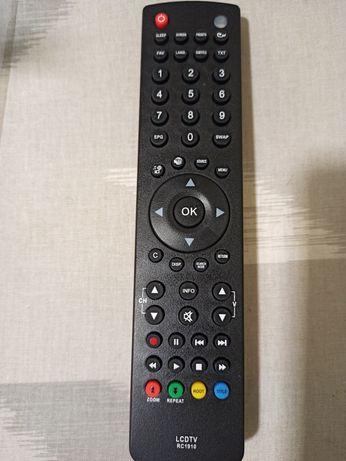 Пульт ТВ RC1910 подходит к Toshiba и другим