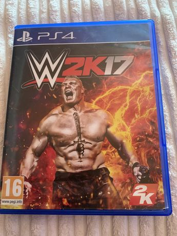 Jogo WWE 2K 17 para Ps4