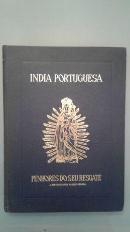 Livro Índia Portuguesa - 1962