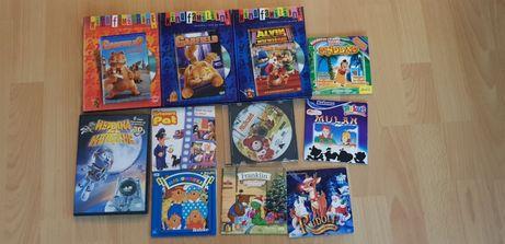Zestaw bajek CD dla dzieci 11 sztuk