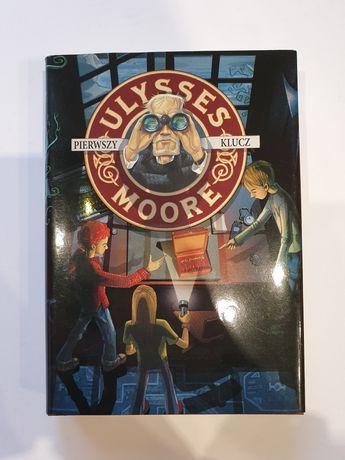 Książka Ulysses Moore część 6 pierwszy klucz