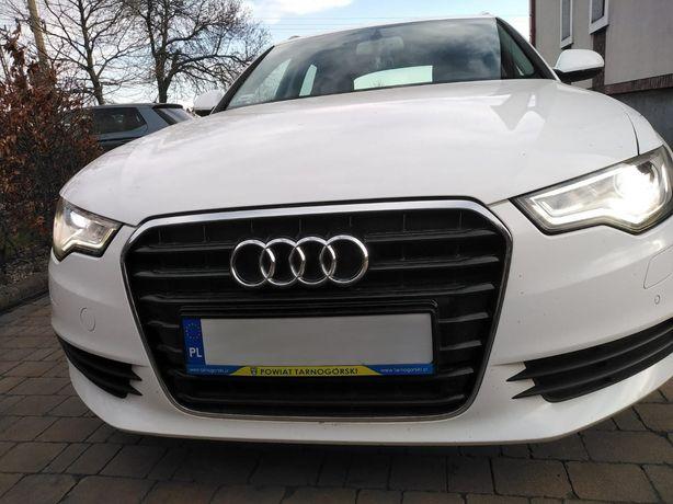 Audi A6 2.0 Tdi 177 km biała możliwa zamiana