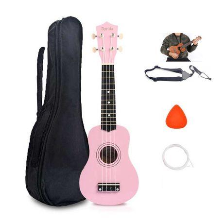 Укулеле сопрано(гавайская гитара) APELILA. Акция: -10%