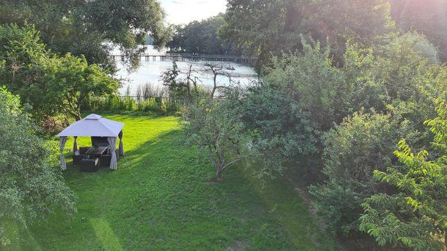 Dom bezpośrednio nad jeziorem 4 os.
