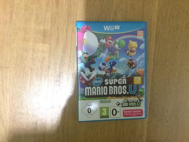 New Super Mario Bros U+ New Super Luigi U