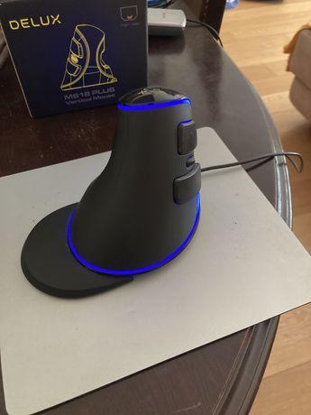 Rato ergonomico vertical - Delux