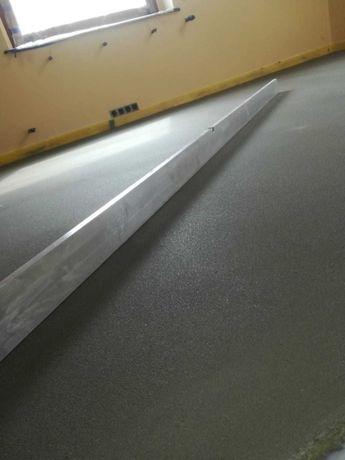 Wylewki maszynowe (FIBER) betonowe i inne. Małe i duże m².