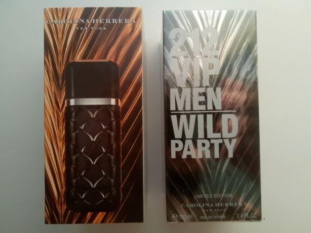 Carolina Herrera 212 VIP Men Wild Party