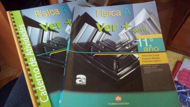 Manual Física A 11ºano - VER+