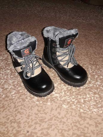 Ботинки 28 размер