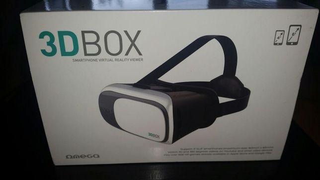 Okulary 3D BOX