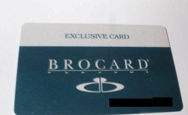 Скидочная карта -20% магазина Брокард, Лэтуаль и Бонжур