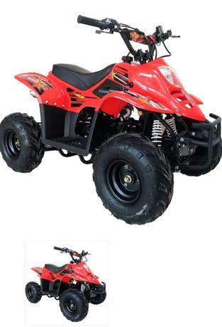 Moto4 110cc miniquad 4 tempos autom. , marcha atras