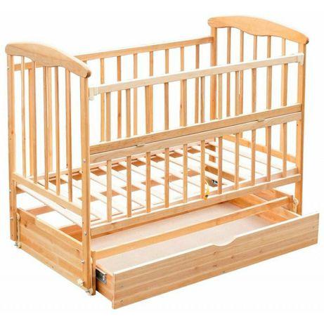 Детская кроватка-трансформер + матрасик (цена отдельно)