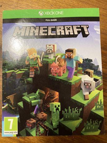 Gra minecraft xbox one