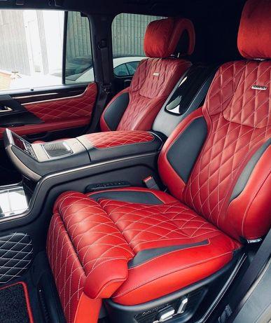 MBS комфортные сидения премиум Lexus LX570/450d Mersedes G-Class
