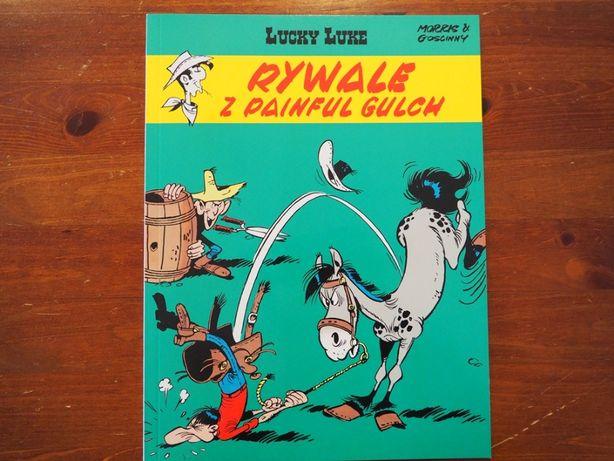 Lucky Luke: Rywale z Painful Gulch