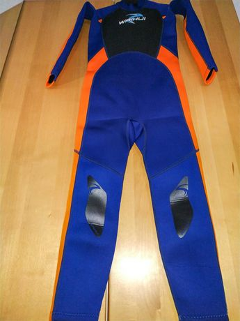 Wetsuit - Fato de Surf 9/ 10 anos