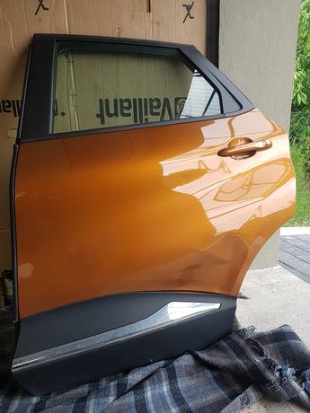 Drzwi Renault Captur lewy tył