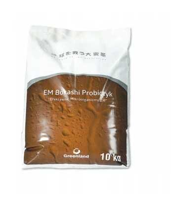 EM Bokashi Probiotyk 10KG Pasza Uzupełniajaca