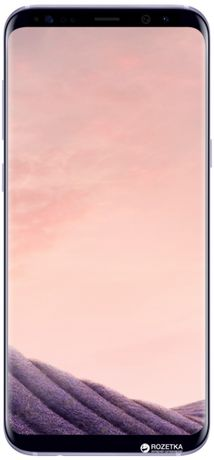 Смартфон Samsung Galaxy S8 plus 4/64Gb Orchid Gray