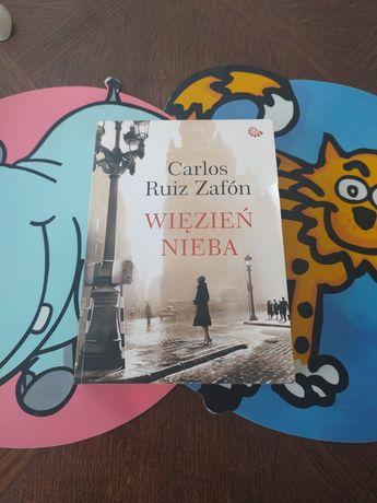 Carlos Ruiz Zafon Więzień nieba książka