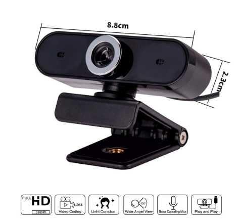 Kamera internetowa HD 1080P