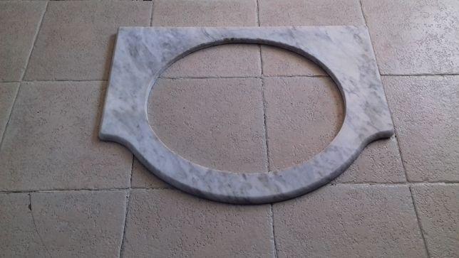 Pedra Marmore para bancada de casa de banho