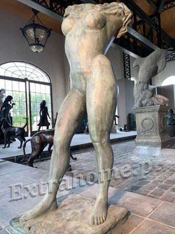 """Rzeźba współczesna z brązu """"Odrodzenie Wenus"""" i inne galeryjne H145cm"""