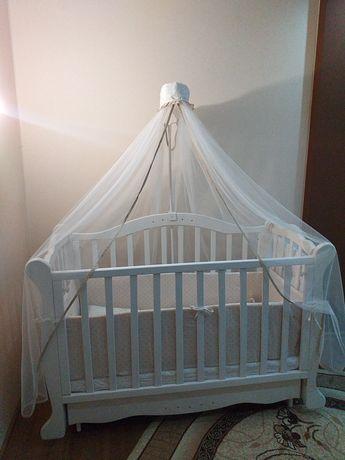 Постельное бельё в детскую кроватку, постільна білизна