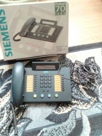 Telefon stacjonarny ISDN SIEMENS PROFISET 70