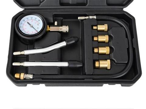 Компрессометр для бензинових двигателей 8el. Измеритель компрессии.