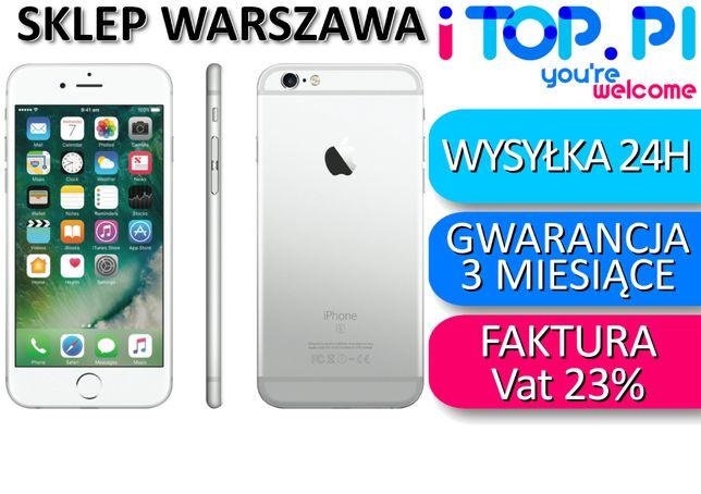 Iphone 6S 64GB Silver/Srebrny FV23% Sklep Warszawa